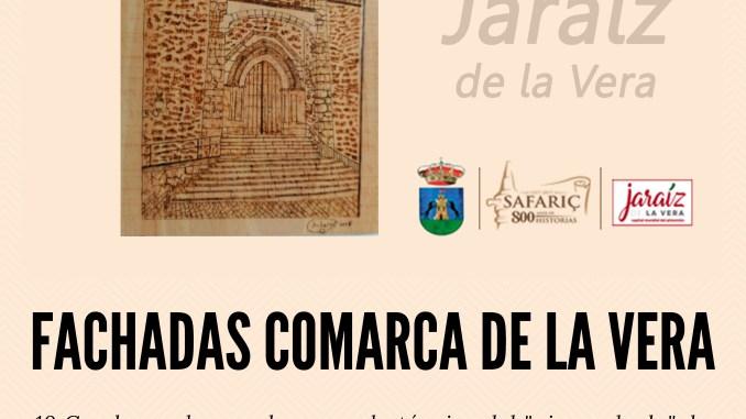 Exposición de Fachadas Comarca de la Vera en el Museo del Pimentón