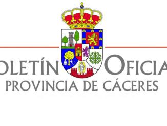 Resumen semanal del Boletín Oficial de la Provincia de Cáceres relacionado con Jaraíz de la Vera