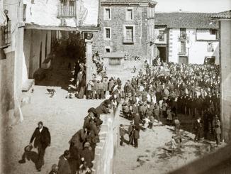 Aquel Viernes Santo de hace un siglo en Jaraíz de la Vera