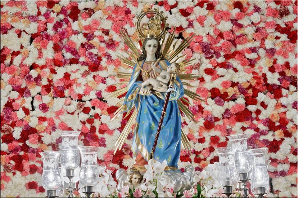 Fiestas Patronales Ntra. Sra. del Salobrar | Miércoles 4 de abril, OFRENDA FLORAL