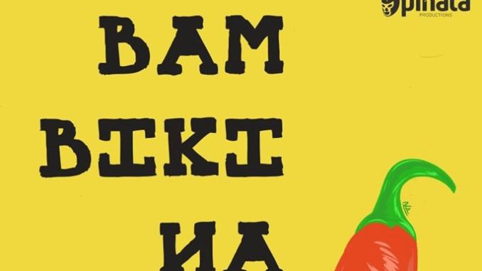 BAMBIKINA actuara el 19 de abril en Cáceres. Fiesta de Presentación del Cáceres Underground Weekend 2018