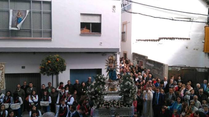 Fiestas Patronales Ntra. Sra. del Salobrar Miércoles 4 de abril, Día dedicado a los niños