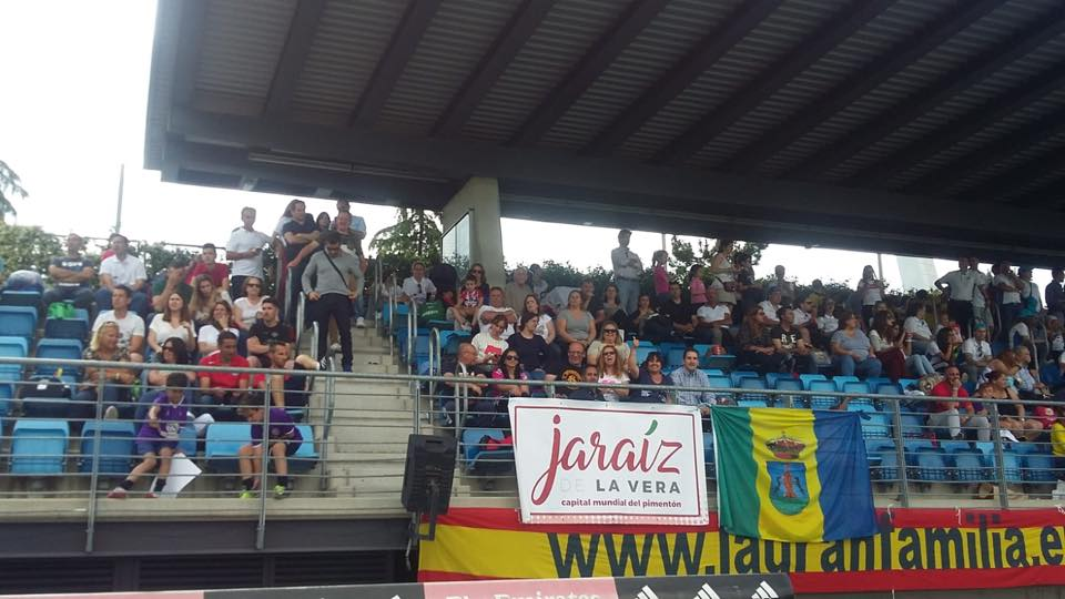 01 El equipo Jaraiceño de la Factoría Verata del C.F. Jaraíz se clasifica para los octavos de final