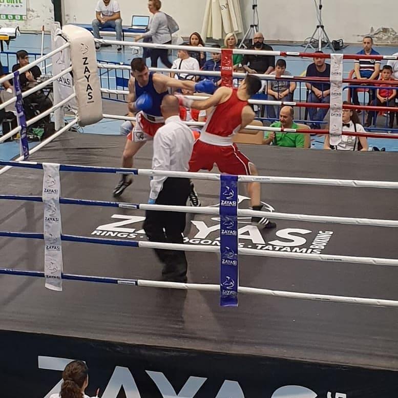 Los días 26 y 27 de mayo se celebro en la Ciudad de Badajoz los los campeonatos regionales de boxeo olímpico 2018. El jaraiceño Iván González Arias se proclamó Campeón de Extremadura de boxeo olímpico de los 75 kgs.