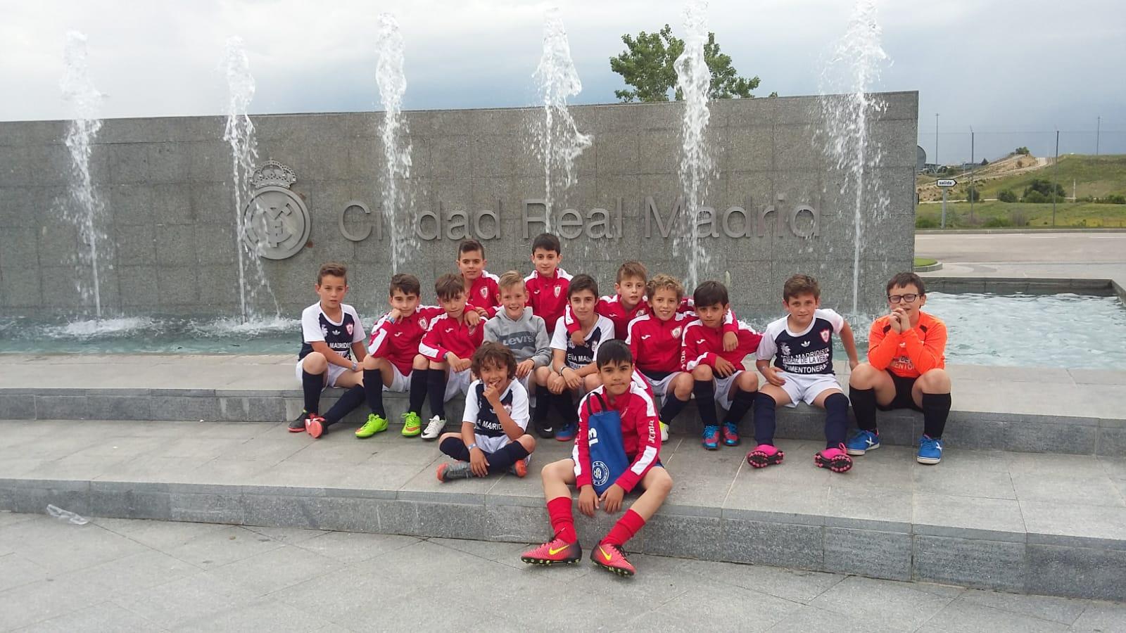 07 El equipo Jaraiceño de la Factoría Verata del C.F. Jaraíz se clasifica para los octavos de final
