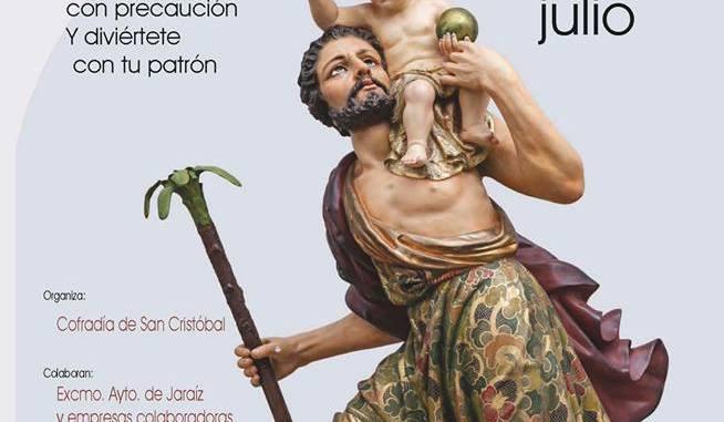 Fiestas en honor a San Cristóbal 2018 en Jaraíz de la Vera
