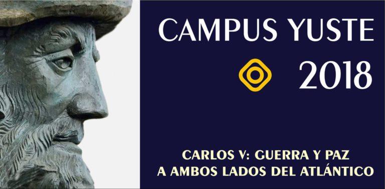 Inauguración Curso Carlos V: Guerra y Paz a ambos lados del Atlántico