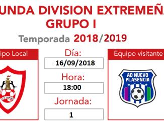 Segunda División Extremeña - Grupo I - Jornada 1 - C.F. Jaraiz vs A.D. Nuevo Plasencia