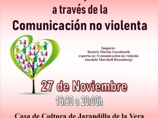 Jornadas Formativas gratuitas del programa de atención a las Familias de la Mancomunidad de la Vera