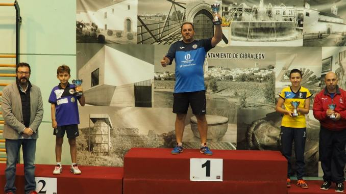 Marlon López subcampeón en el Zonal Nacional disputado en Gibraleon (Huelva) en la prueba OPEN Pie