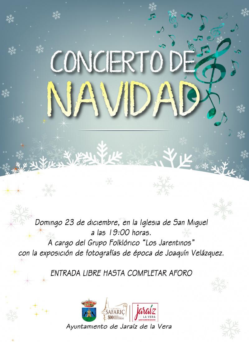 Concierto navideño de Villancicos Extremeños a cargo de los Coros y Danzas Los Jarentinos