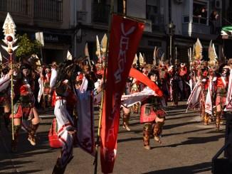 Hoy segundo desfile de comparsas en el Carnaval de Jaraíz de la Vera