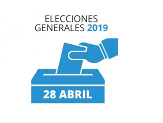 Resultados de la Elecciones Generales del 2019. El PSOE gana en Jaraíz de la Vera