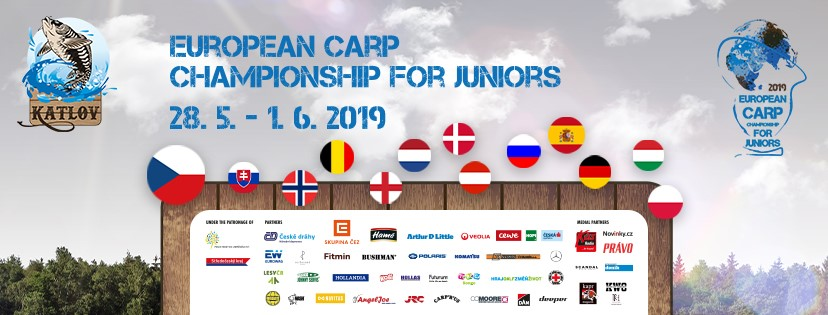 Campeonato de Europa de Carpfishing Junior