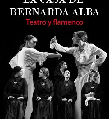 "La Casa de Bernarda Alba clausura el XXVIII Certamen de Teatro ""VILLA DE JARANDILLA"""