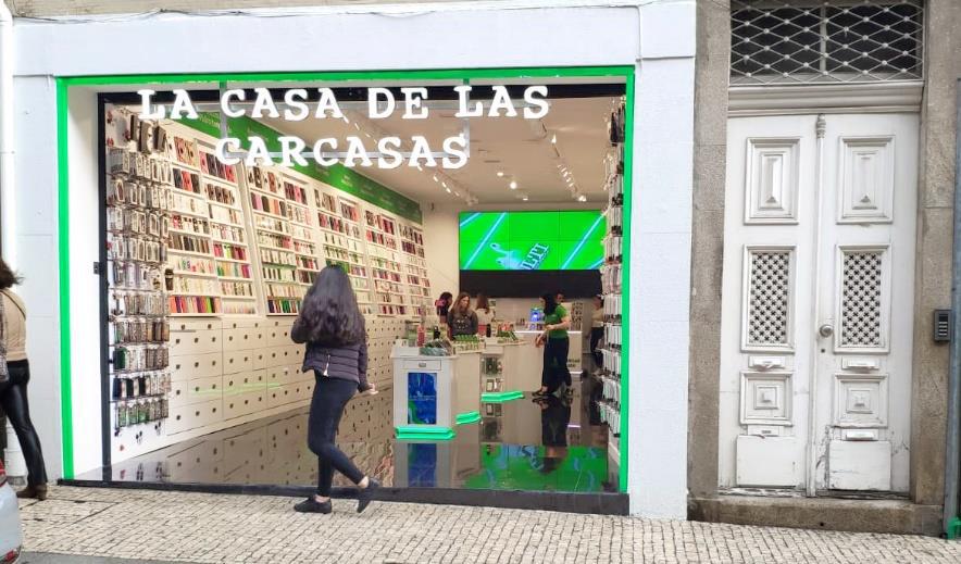 La casa de las carcasas – Portugal