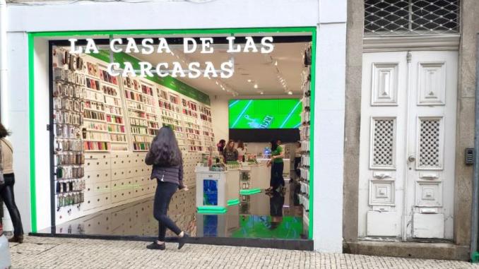 """La empresa jaraiceña """"La Casa de las Carcasas"""" llega a Portugal"""