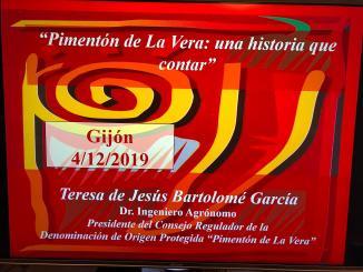 Diputación de Cáceres promociona el Pimentón de la Vera en Asturias