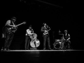 El grupo Cacereño 'Swing ton ni song' actuará en el Villa Xarahiz