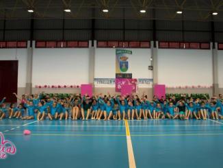 Clases gratuitas de gimnasia rítmica del 21 al 30 de septiembre en Jaraíz