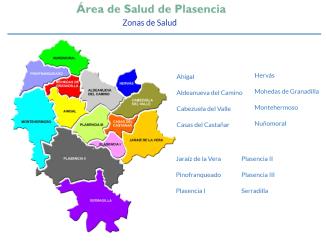 Area de Salud de Plasencia