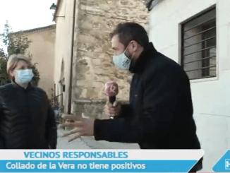 Entrevista Alcaldesa Collado de la Vera