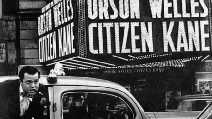 Ciudadano Kane de Orson welles