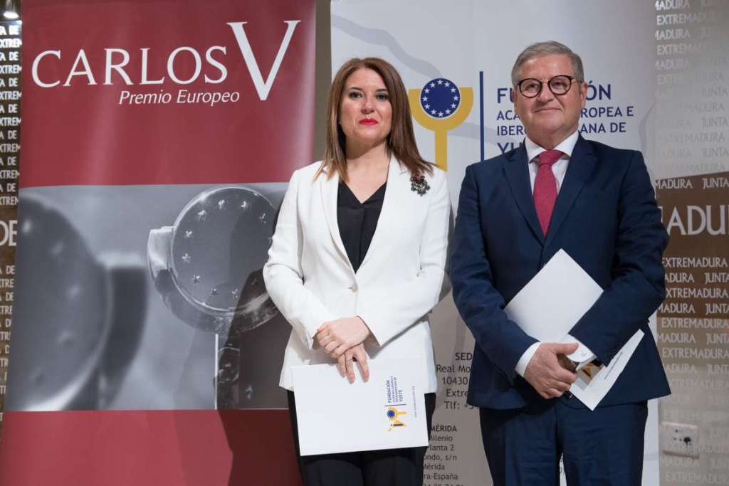 Los Itinerarios Culturales del Consejo de Europa galardonados con el XIII Premio Europeo Carlos V