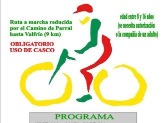 XXI Edición Día Infantil de la Bicicleta