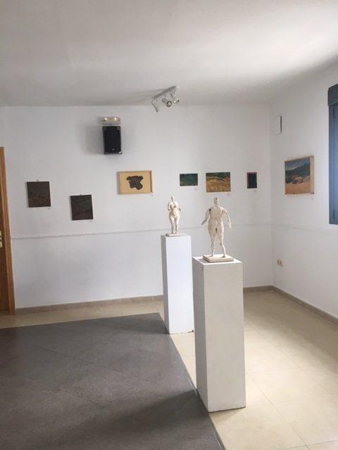 Residencia de Artistas El Robledo, Pedro Terrón
