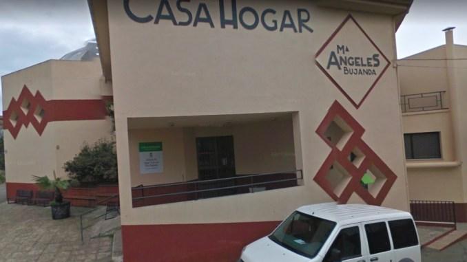 mª Ángeles Bujanda, residencia