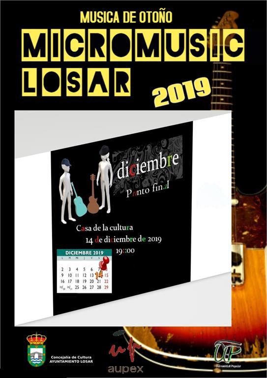 Micromusica en Losar