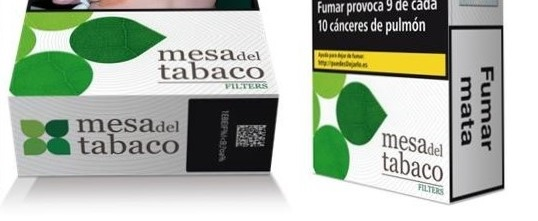 mesa tabaco