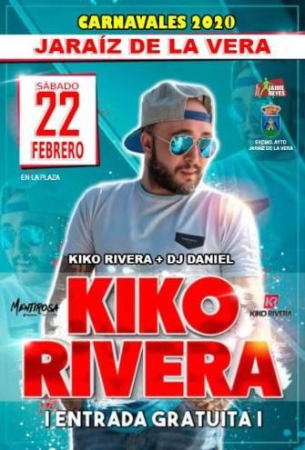Carnaval 2020 - Kiko Rivera