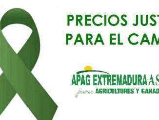 Asaja, protestas agricultores