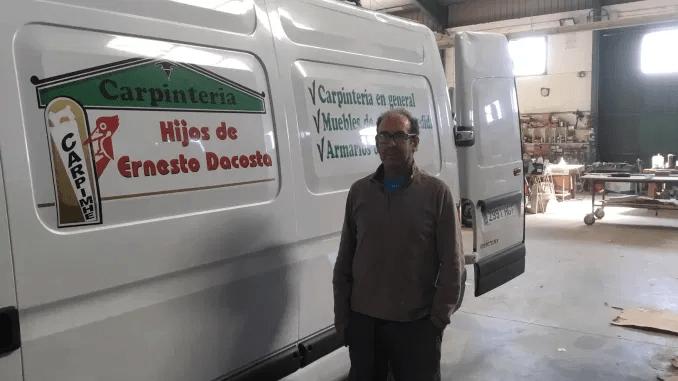 Robo Carpinteria Hijos de Ernesto Dacosta