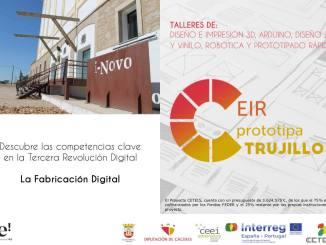 Talleres de fabricación digital en Trujillo