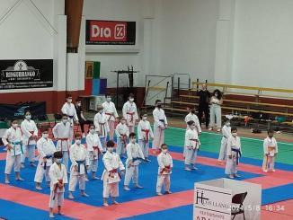 Villanueva de la Vera se viste de Karate (2)