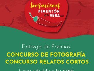 Entrega de Premios - Sensaciones Pimentón de la Vera DOP