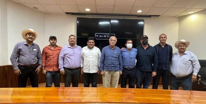 Apoyo sólido, consistentes y comprometido del Gobierno Federal para Nayarit. Miguel Ángel Navarro Quintero.