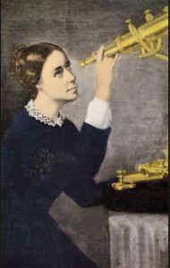 Carolina Herschel mujeres científicas