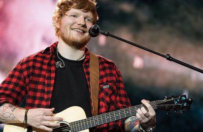 compositor Ed Sheeran