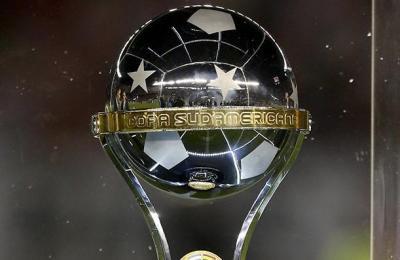 Estos son los rivales de los equipos argentinos en la Copa Sudamericana