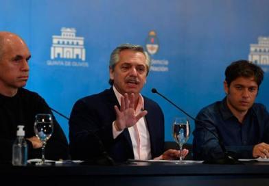 """Fernández anunció que seguirá el aislamiento hasta el 7 de junio: """"El virus circula por las calles, les pido que se queden en sus casas"""""""