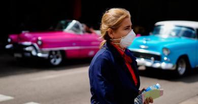 Preocupación en Cuba por un rebrote de coronavirus que tiene epicentro en La Habana
