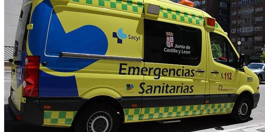 La colisión entre un camión y un turismo en Soria se salda con 3 heridos