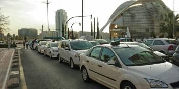 Generalitat, Valenciana, PSOE, lado, taxistas,