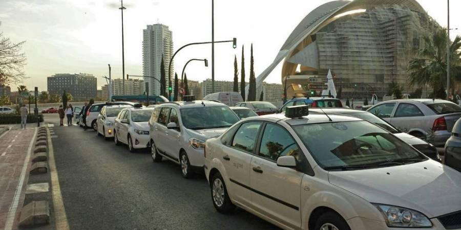 sector, taxi, reforzará, servicio, Valencia, Fallas,