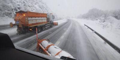 principales, vías, afectadas, temporal, nieve,