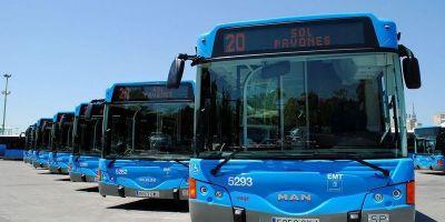Madrid, autobuses, millones, adquisición,